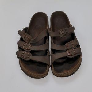 Birkenstock Brown Sandals Size 37